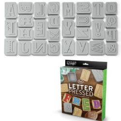 Letter Press Cookie Cutters  | Buy Online | UK